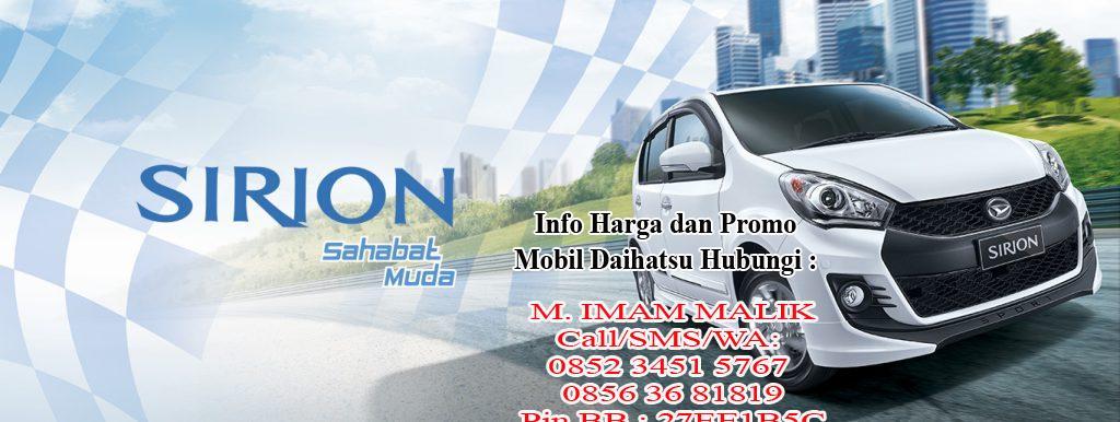 Dealer Daihatsu Sirion Tulungagung