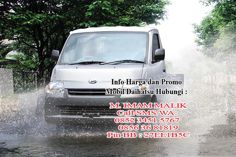 Grand Max PU Tahan Banjir