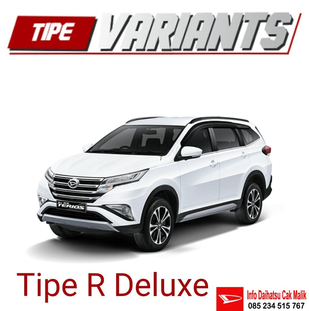 Dealer Daihatsu New Terios Tipe R Delux Kediri Tulungagung Blitar